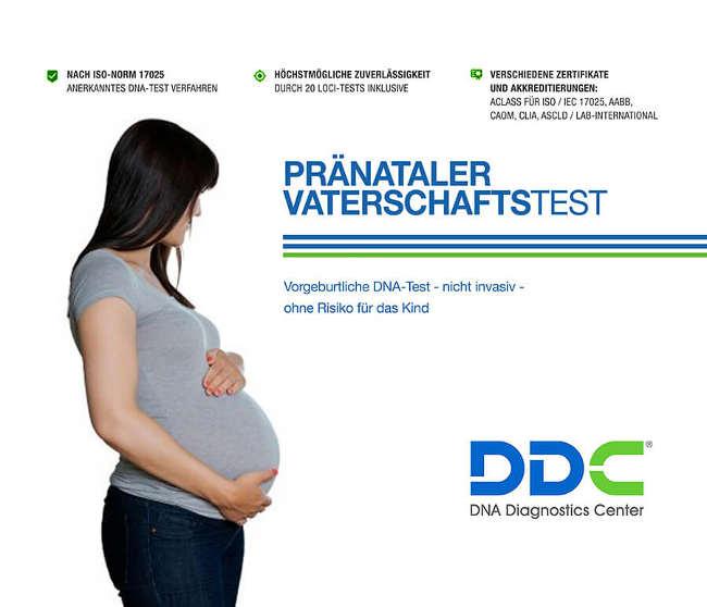Möglichkeiten für Vaterschaftstest während der Schwangerschaft