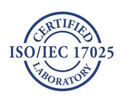 ISO / IEC 17025 Zertifizierung